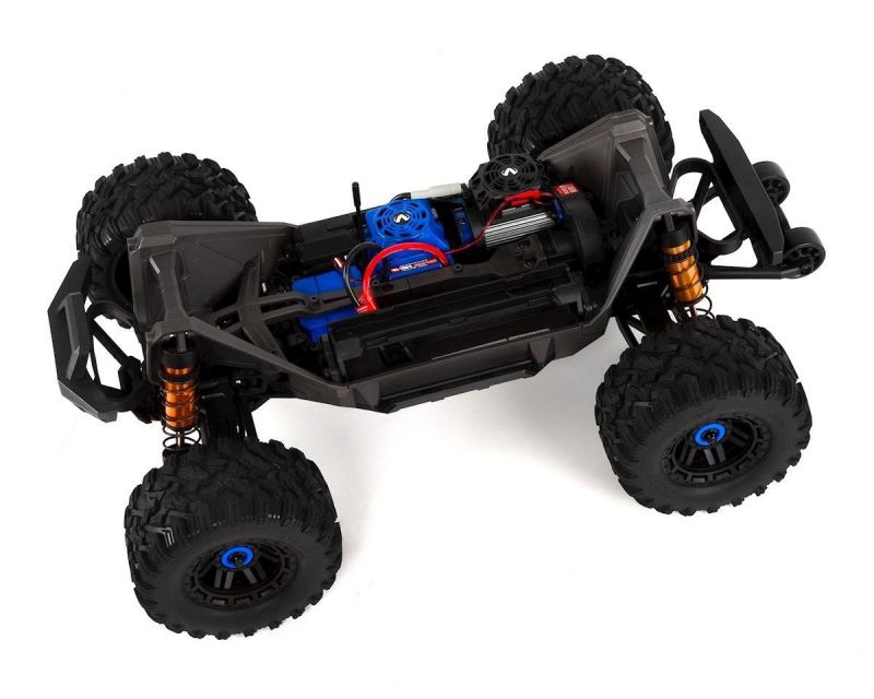 Traxxas Maxx 1/10 Monster Truck RTR orange