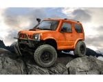 MST Racing CMX J3 Crawler RTR Orange Radstand 242mm
