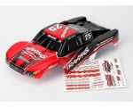 Traxxas Karosserie Mark Jenkins #25 1:16 Slash